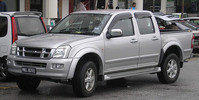 Isuzu D Max D-Max 2004-2007/ Holden Colorado / Rodeo Ra7 Workshop Manual