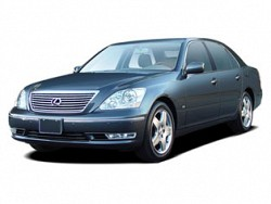 Lexus ls 430 2003-2006 Workshop Service Repair Manual