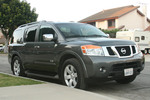Nissan Armada Ta60 Series 2008 Factory Workshop Service Repair Manual