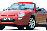 mgf roadster convertible 1997-1999 2002 Workshop Service Repair Manual