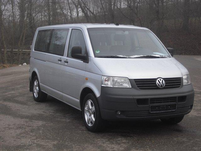 Vw Eurovan manual t4