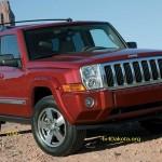 2006-2010 Jeep Commander Xk Auto Car Service Repair Manual