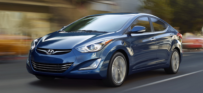 2015 Hyundai Elantra Sedan Car Service Repair Workshop Manual