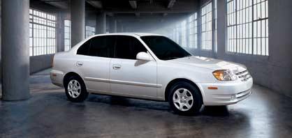 Hyundai Accent 2001-2005 Workshop Auto Service Repair Manual
