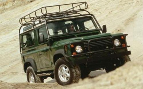 Land Rover Defender 1994-1998 Workshop Auto Service Repair Manual