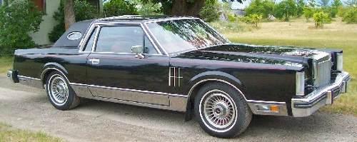 Lincoln Continental 1979-1987 Workshop Car Service Repair Manual