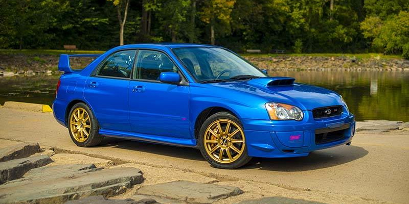 2003-2008 Subaru Impreza sti Workshop Service Repair Manual