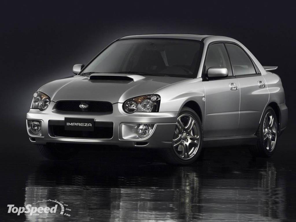 2004 2005 Subaru Impreza Factory