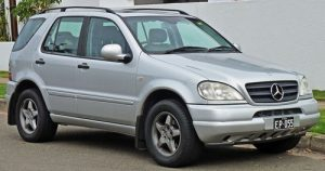 Mercedes Benz ML W163 1997 1998 1999 Workshop Service Auto Repair Manual