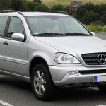 Mercedes Benz ML W163 2002-2005 Workshop Service Auto Repair Manual