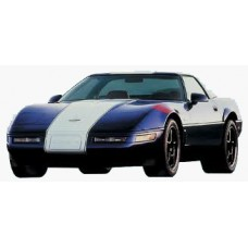 Chevrolet Corvette 1990-1996 Service Workshop Repair manual