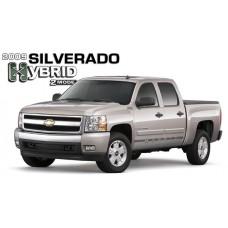 Chevrolet Silverado 2009-2010 Hybrid Service Pdf Manual