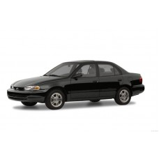 Chevrolet prizm 1998-2002 Service Repair Manual