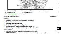 Nissan GT-R 2007-2014 Workshop Service Repair Manual