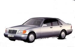 Mercedes-Benz W140 Series 1992-1999 Workshop Repair Service Pdf Manual