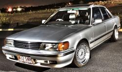 Toyota Cressida 1976-1992 Factory Repair Service Manual
